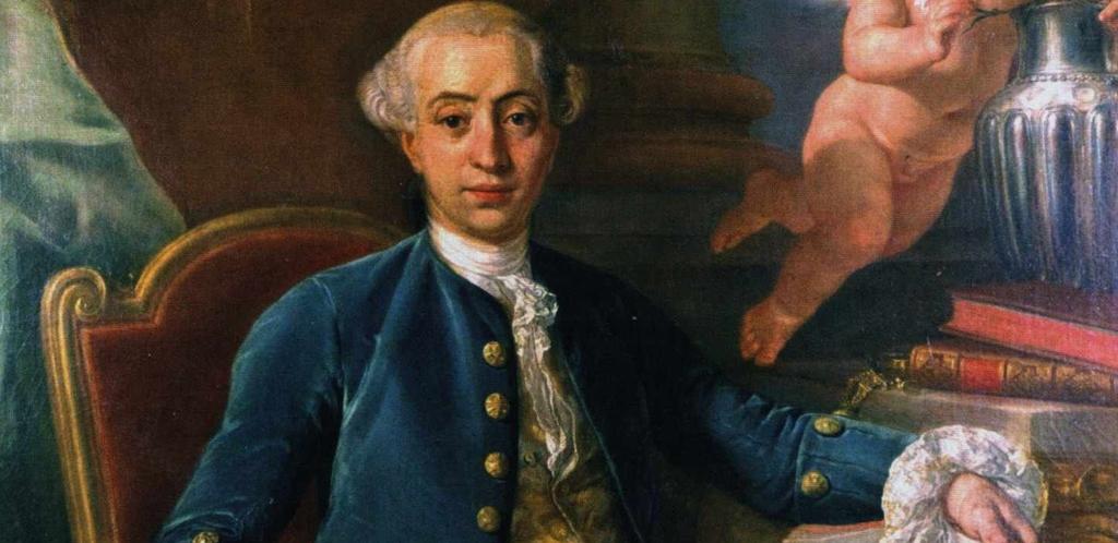 Il sommelier errante Giacomo Casanova