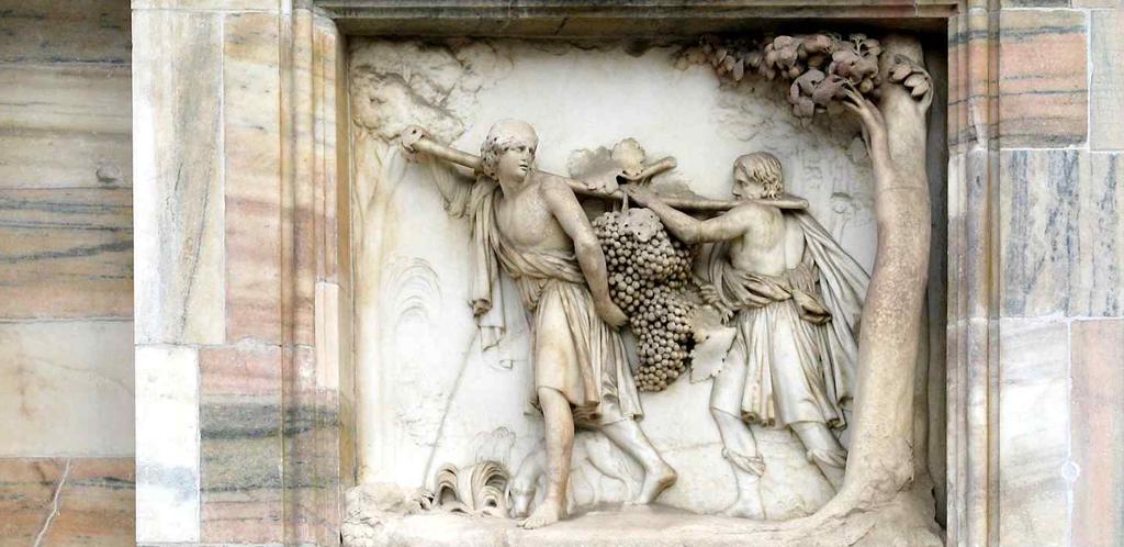 I Fenici e prima di loro i Cananei