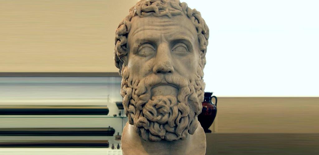 Alceo il simposiarca e Archiloco il guerriero