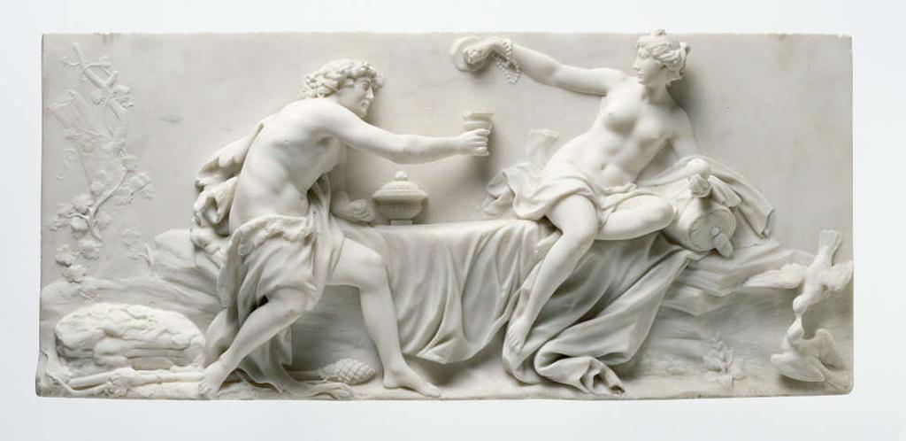 Venere e Bacco in armonia